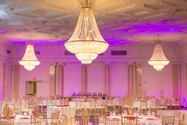 Marvelous wedding ceremony decoration