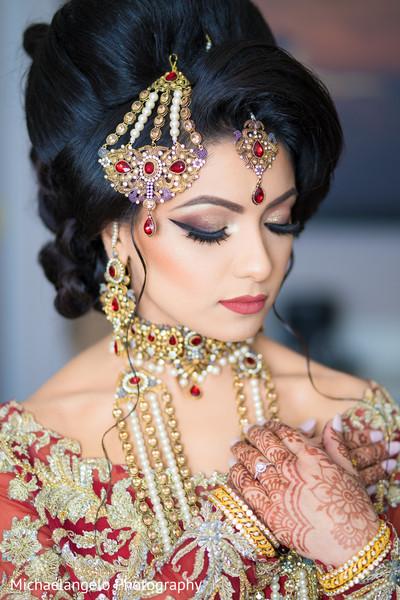 Bridal makeup inspiration