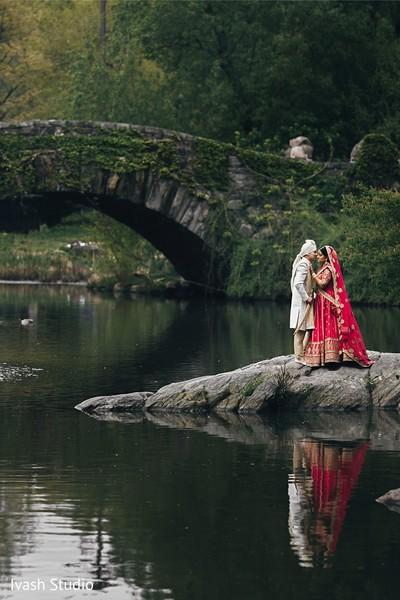 Amazing central park wedding photo shoot.