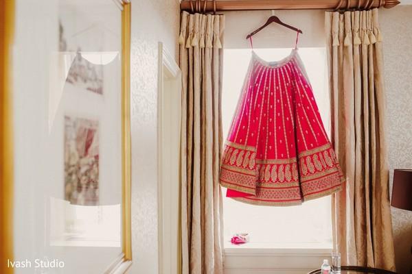 Stunning lengha skirt.