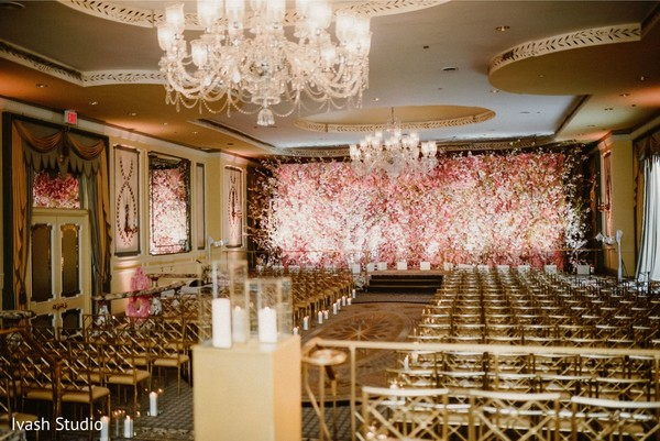 Majestic Indian wedding venue.