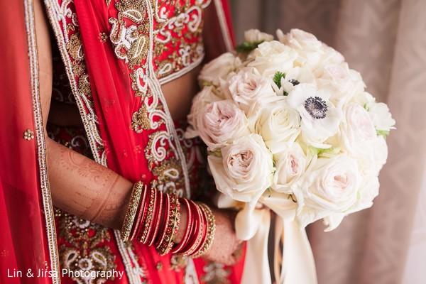 Maharani's bouquet detail