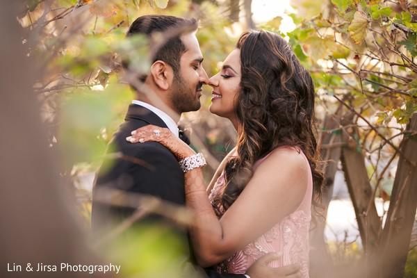 Bride and groom looking amazing