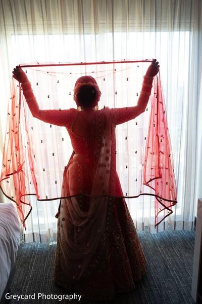 Maharani's silhouette photo.