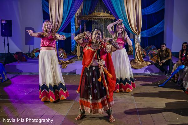 Marvelous dance performance