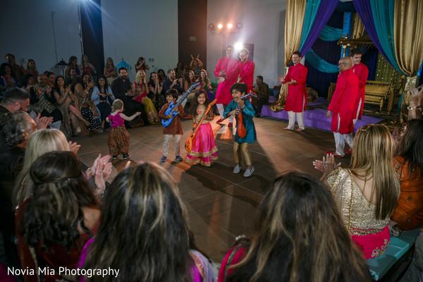 Adorable kids performance