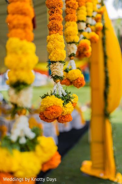 Floral arrangement design