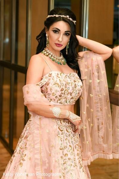 Stunning maharani's lehenga fashion.
