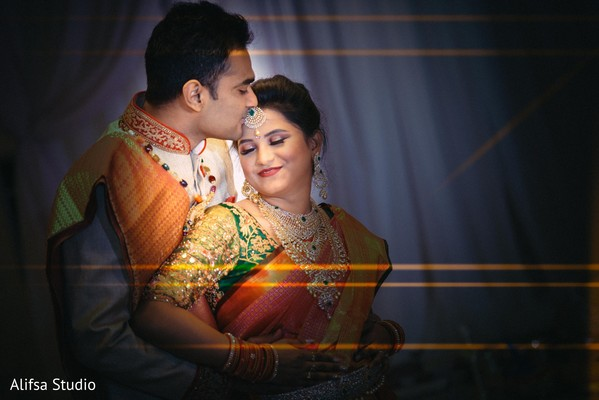 Lovely Indian couple photo session
