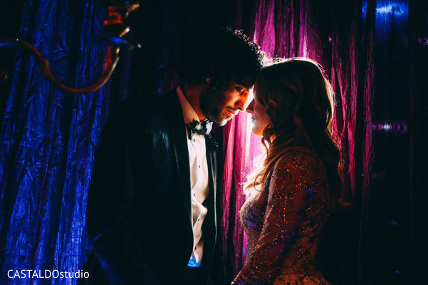Most romantic indian bride and groom photo shoot.