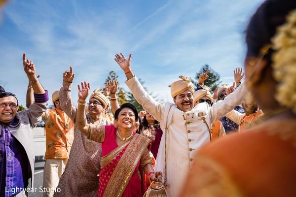 Indian pre-wedding celebration capture.
