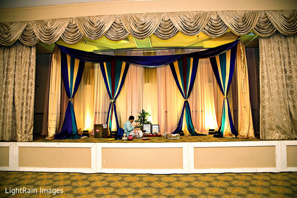 Marvelous sangeet venue capture