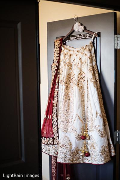 Mesmerizing indian wedding dress