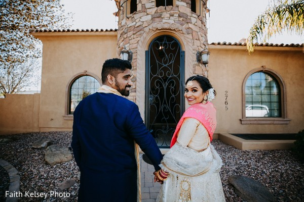 Indian wedding photo shoot