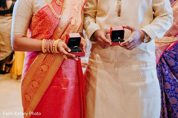 Rings of the ceremony