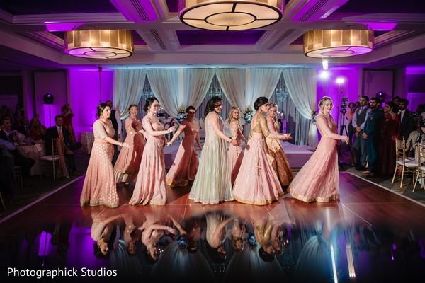 Indian bridesmaids dance Choreography.