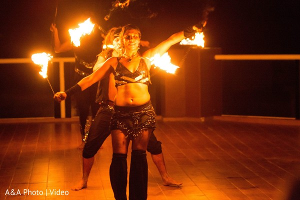 See this amazing fire show