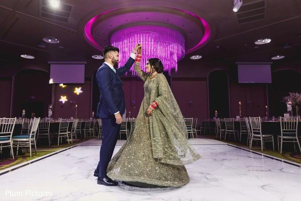 Indian lovebirds heartwarming moment