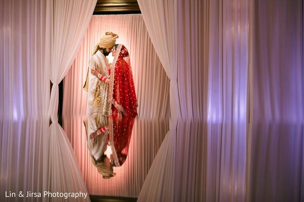 Maharani and Indian groom looking stunning
