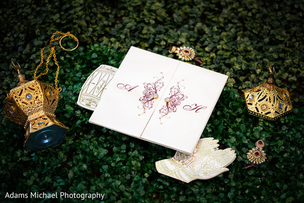 Marvelous indian wedding invitations