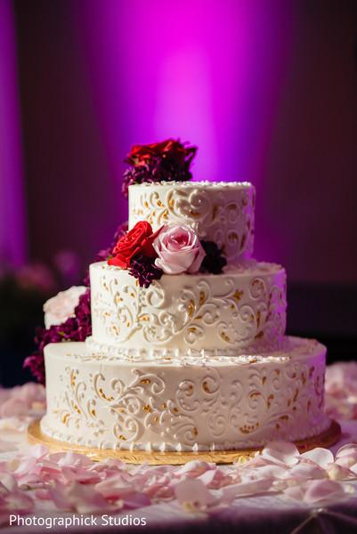 Cake design details