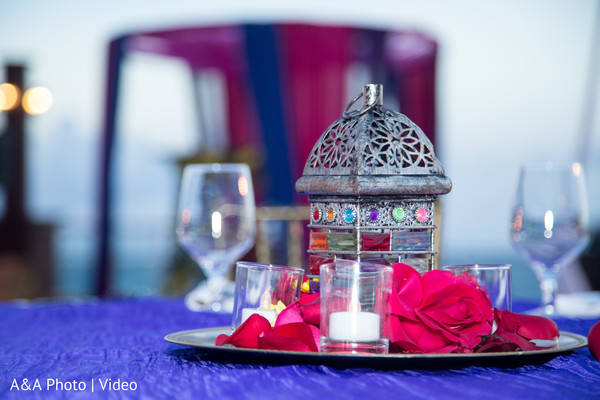 Dreamy table decoration.