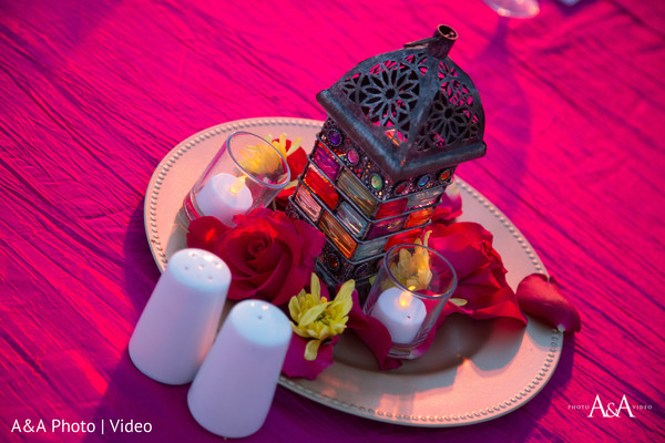 Beautifully creative lantern decoration.