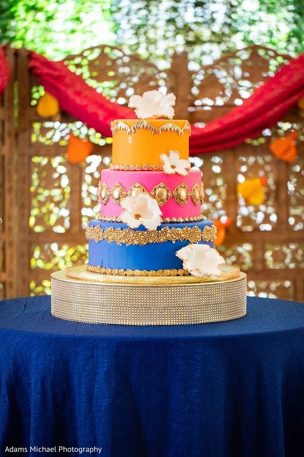 Magnificent cake.