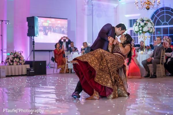 Incredible Indian lovebirds dance capture.