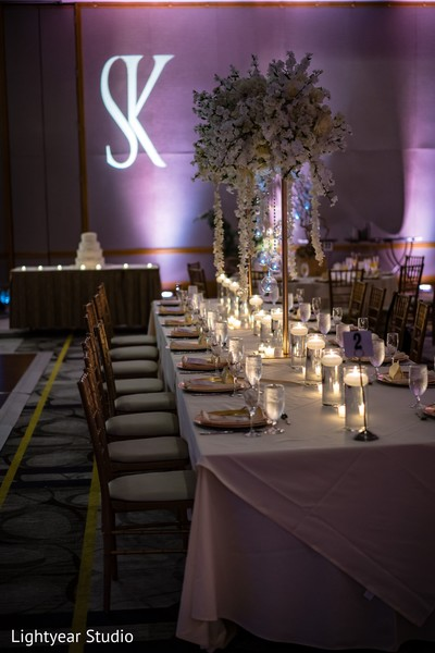 Spectacular indian wedding centerpieces