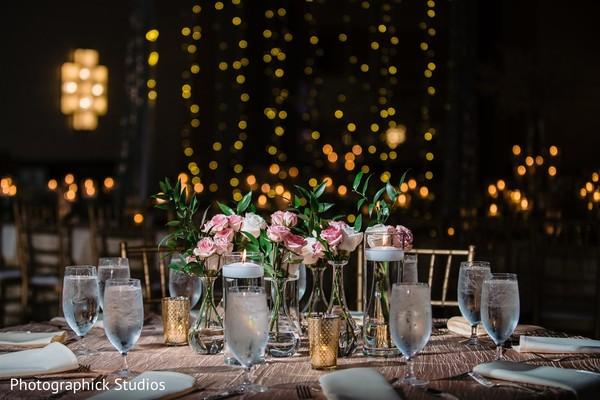 Amazing table decoration and set up.