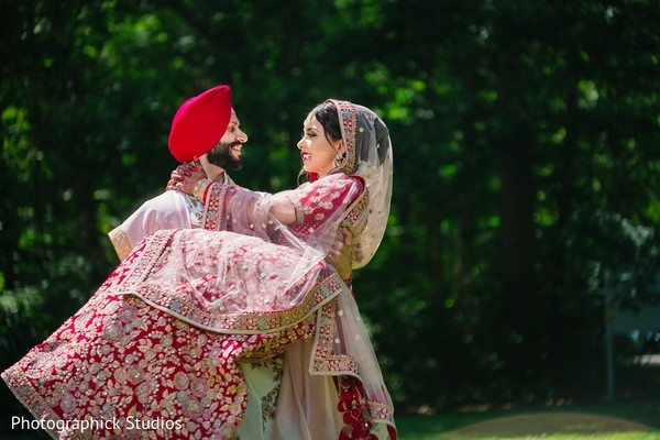 Take a look at our sweet indian couple.