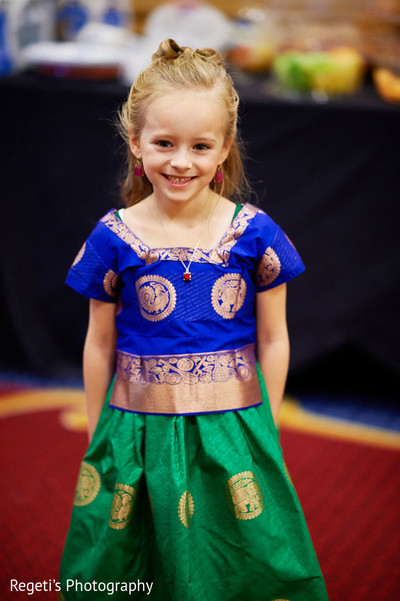 Take a look at this adorable little girl.
