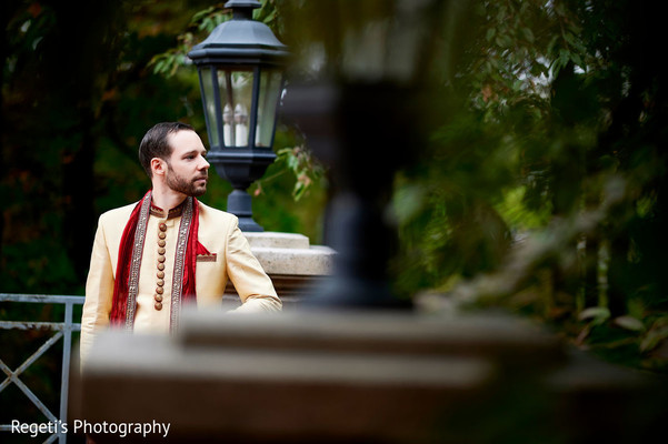 Great photo shoot of our Indian groom