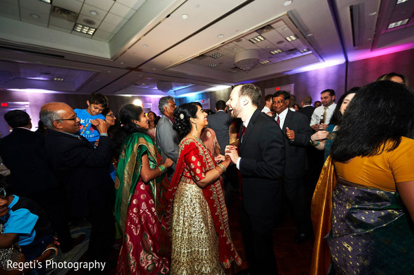 Their laughs are contagious at the dance floor.