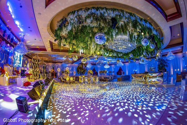 Take a look at the astonishing dance floor.