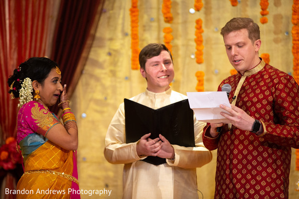 Take a look at this indian wedding ceremony.
