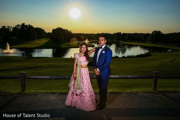 Enchanting indian lovebirds outdoor capture