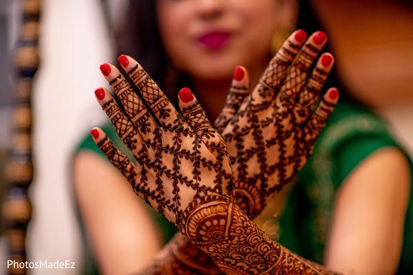 Incredible capture of maharanis hands henna art.