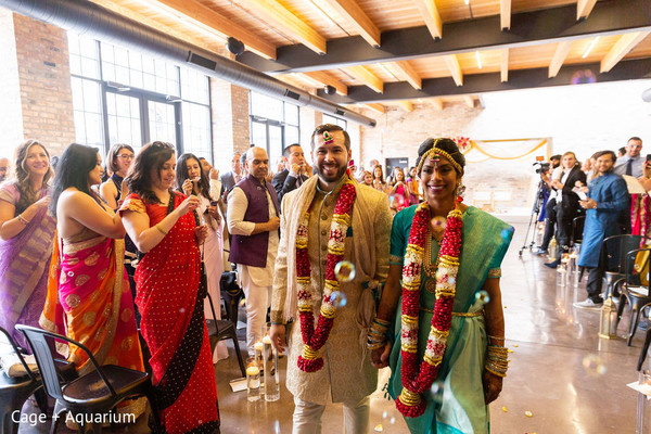 Take a look at this happy Indian couple.