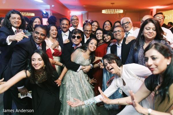 Outstanding indian wedding reception capture.