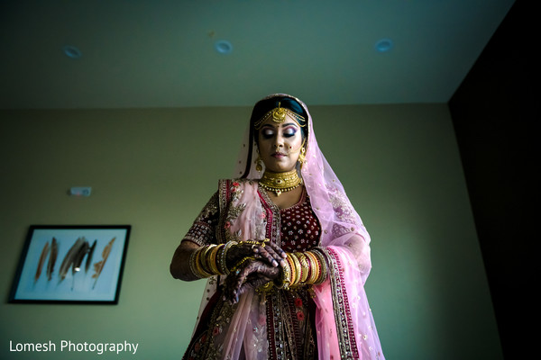 Maharani looking dazzling.