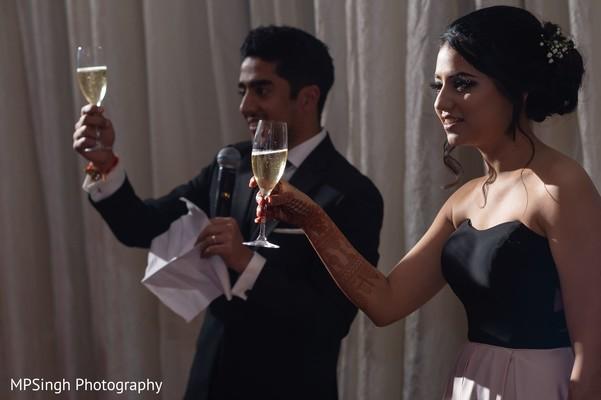 Raja and Maharani looking gorgeous.