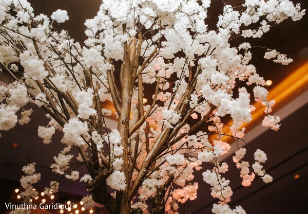 Lovely flower decor.