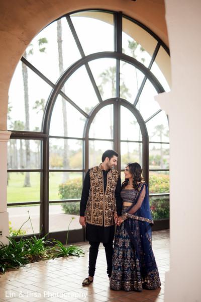 Raja and Maharani looking stunning.