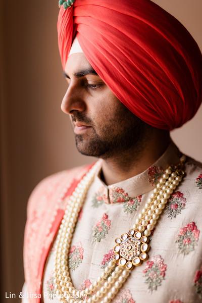 Raja looking stunning.