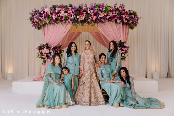 Indian bride and maharanis looking amazing.