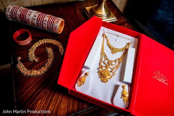 Majestic Jewelry worn by our Maharani.