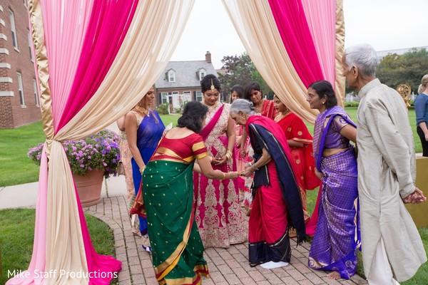 See this Var Aagaman ritual.