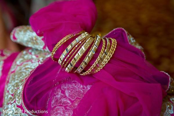 Incredible maharanis golden chooras.